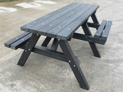 Recycled Plastic Picnic Table Ribble Education